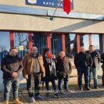 IGPF: Şapte cetăţeni turci, opriţi când încercau să treacă ilegal frontiera în localitatea sătmăreană Botiz