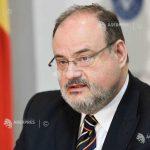 Horaţiu Moldovan (Ministerul Sănătăţii) a anunţat confirmarea primului caz de coronavirus din România, în Gorj