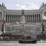 Coronavirus: Italia raportează 111 decese şi 416 cazuri noi de infectare în ultimele 24 de ore
