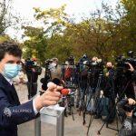 Nicuşor Dan: Gabriela Firea şi-a abandonat mandatul şi obligaţiile legale